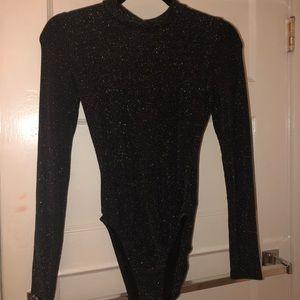Sparkly bodysuit
